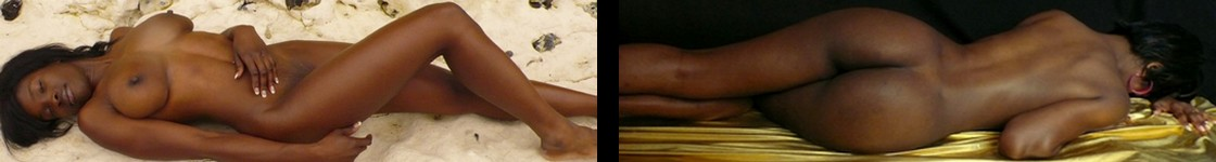 Nude black ebony models - hot videos