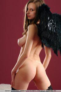 Busty Teen Ksucha nude Pic 9