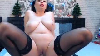 Huge boobs in Live Cam Show